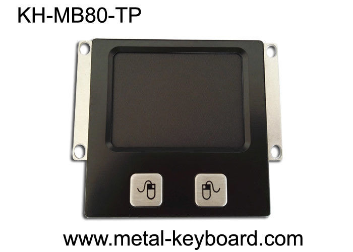 Electroplated Stainless Steel Industrial Touchpad Rugged Panel Customiz Layout
